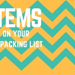 Don't Forget These 10 Items When Packing for College