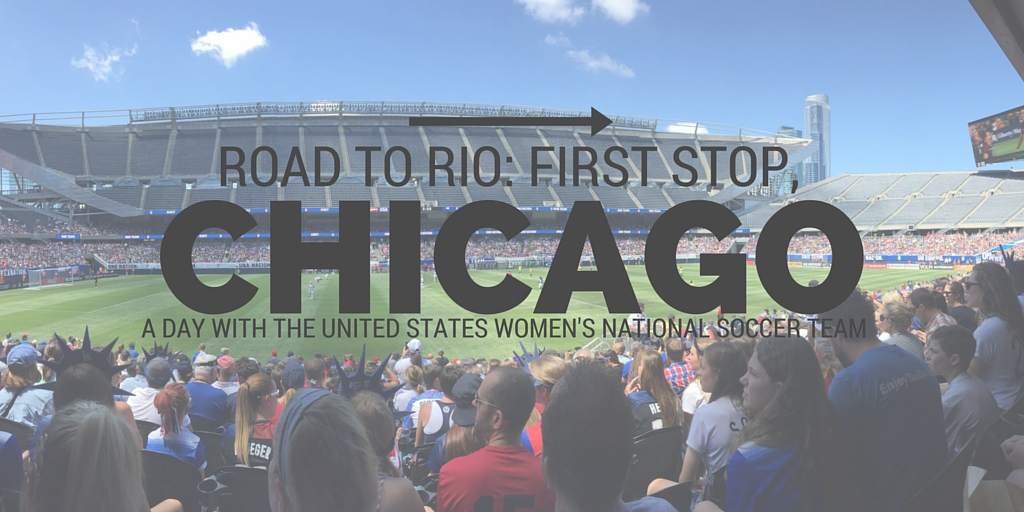 Road to Rio- First stop,