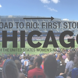 Road to Rio: First Stop, Chicago