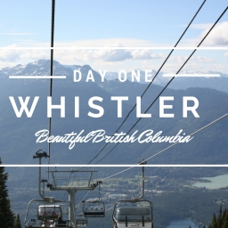 Whistler Day One