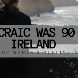 The Craic was 90 in Ireland