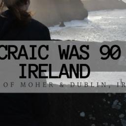 The Craic was 90 in Ireland