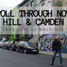A Stroll through Notting Hill & Camden