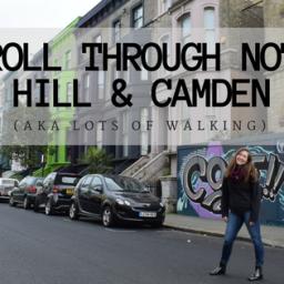 A Stroll through Notting Hill & Camden
