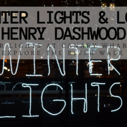 Winter Lights & Lord Henry Dashwood
