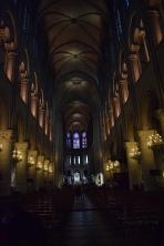 Inside Notre-Dame