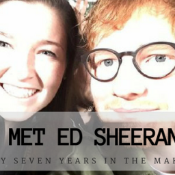 The Day I Met Ed Sheeran