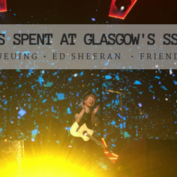 20 Hours Spent at Glasgow's SSE Hydro